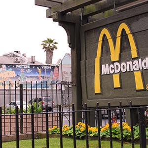 Haight-Asbury McDonald's will enhance security.