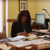 San Francisco's Chief Tax Attorney, Jean Alexander, at work in City Hall.