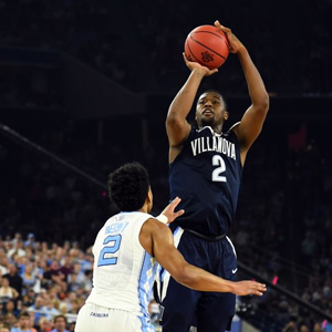 Villanova junior Kris Jenkins.