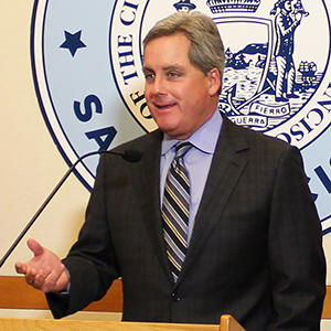 "City Attorney Dennis Herrera responds to AAU lawyer's bizarre allegation: ""I'm not sure which part of Jim's theory is more ridiculous—that I'd be that petty, or that Elisa Stephens' endorsement is that important."""