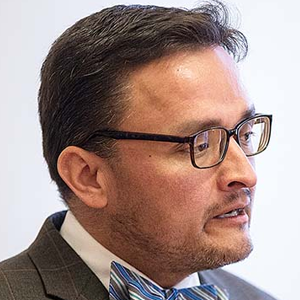 San Francisco Supervisor David Campos.